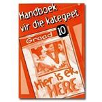 Handboek vir die kategeet - Graad 10 new