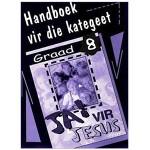 Handboek vir die kategeet - Graad 8New