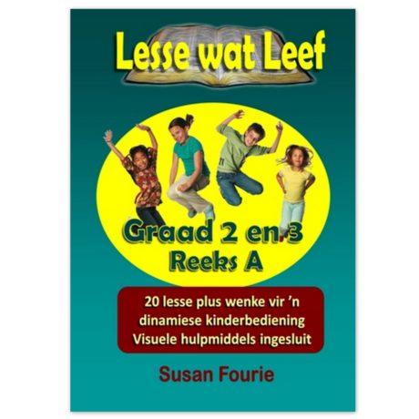 Lesse wat leef (Graad 2-3 Reeks B) – Susan FourieNew