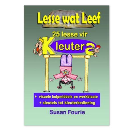 Lesse wat leef (Kleuters) – Susan FourieNew