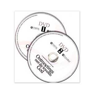 Ontmoetings met die lewende God – DVD new