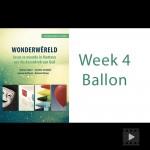 Wonderwereld BallonWeek 4
