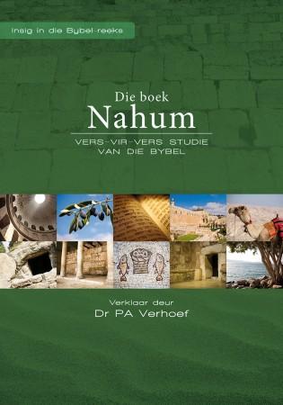 Die boek Nahum (e-Boek)