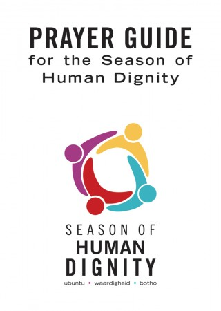 Prayer guide for the Season of Human Dignity