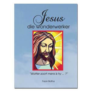 Jesus is die wonderwerk