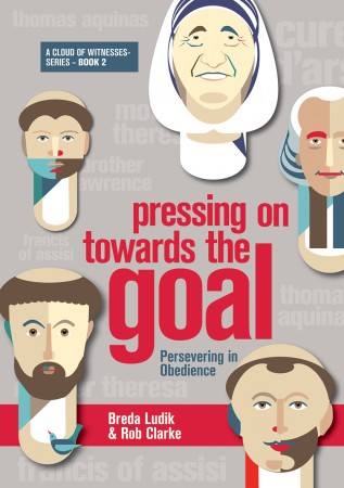 Pressing on towards the goal – A cloud of witnesses series Book 2