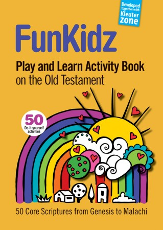 FunKidz: Play and Learn Activity Book on the Old Testament