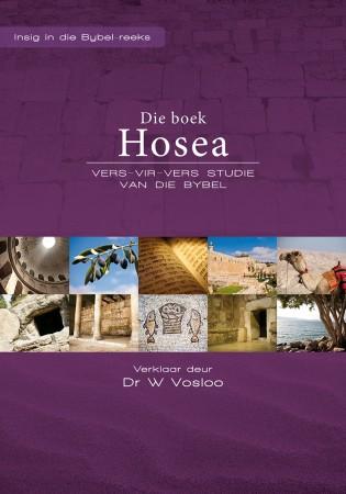 Die boek Hosea (e-Boek)