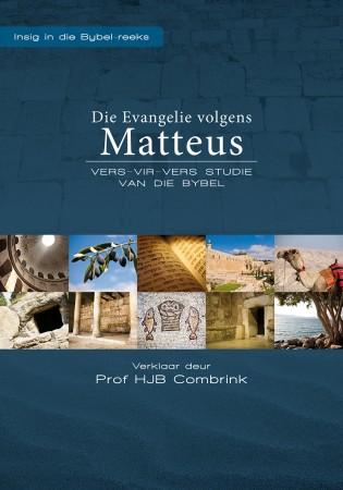 Die Evangelie volgens Matteus (e-Boek)