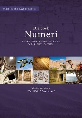 Die boek Numeri (e-Boek)
