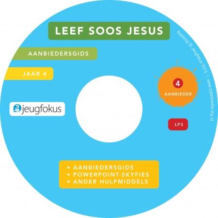 LP3 Jaar 4 – Leef soos Jesus – Aanbiedersgids (CD)