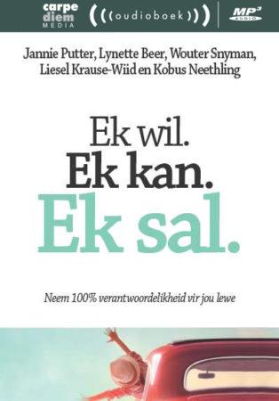 Ek wil Ek kan Ek sal CD