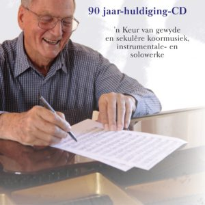 Chris Lamprecht 90 jaar-huldiging-CD