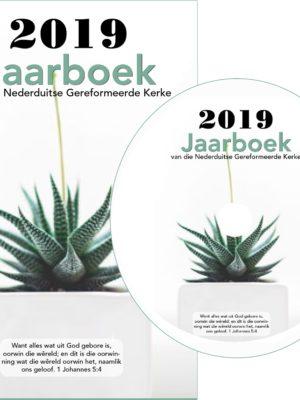 Jaarboek 2019 Pakket (CD+Boek)