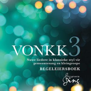 VONKK 3 Begeleiersboek
