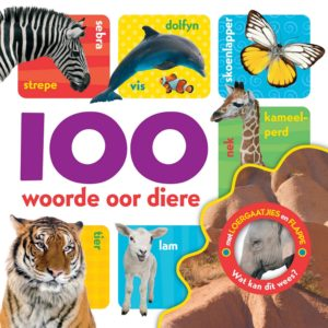 100 woorde oor diere