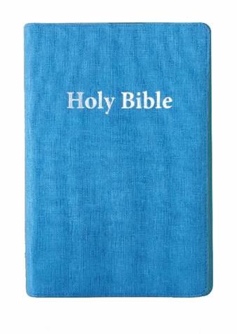 NIV Luxury Giant Print Bibles Turqouise