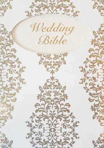 NIV Wedding Bible Range Gold