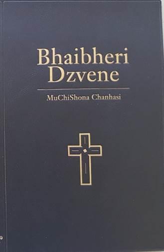 Vernacular Bibles Shona