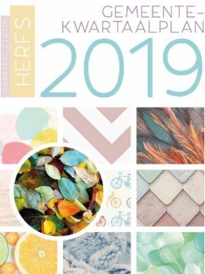 Kwartaalplan: Herfs 2019