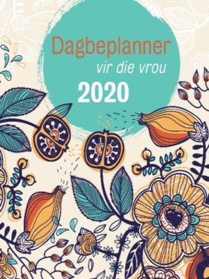 Algemene Christen dagbeplanner vir die vrou 2020