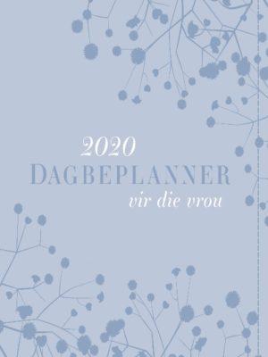 Christen-leefstyl dagbeplanner vr die vrou 2020 (Luukse leer sagteband)