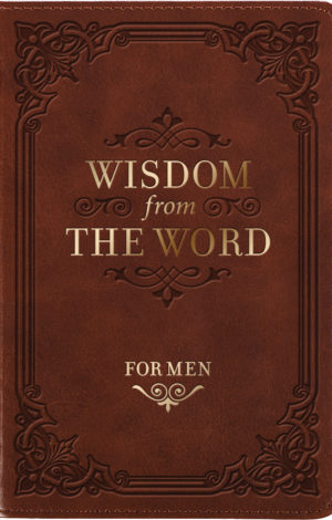 Wisdom from the Word for Men LuxLeather